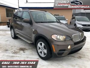 2011 BMW X5 35D.....DIESEL...MINT...ONE OWNER...NO ACCIDENTS  -