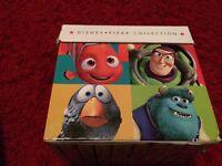 Disney Pixar collection bluray