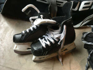Bauer Supreme hockey skates