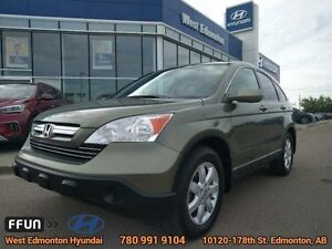 2008 Honda CR-V EX-L AWD leather sunroof navigation system