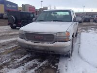 Truck plus towing/moving trailer 11000 OBO