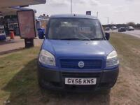 Fiat Doblo 1.3 Multijet 16v Active disabled ramp wheel chair access 46,000 miles