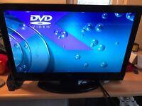 TVs DVD flat screen