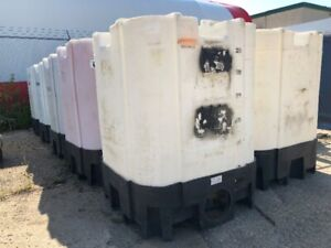 60 X SEPTIC TANKS, SNYDER INDUSTRIAL, PLASTIC, 1250L. ONLY $200