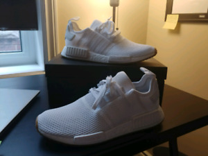 *BRAND NEW* Adidas NMD Triple White Gum Pack Size 11