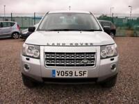 Land Rover Freelander 2 2.2 TD4 E GS, (FREE FUEL + 6 MONTHS WARRANTY)