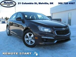 2015 Chevrolet Cruze LT w/1LT   2 sets of tires*Certified Blueto