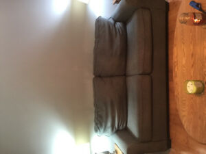 For sale medium grey sofa
