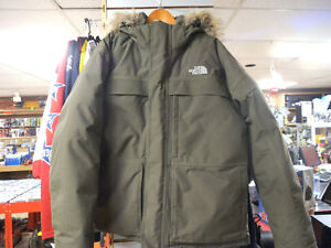 North Face - winter jacket