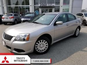 2009 Mitsubishi Galant ES  A/C-POWER GROUP