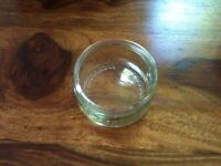 glass ramekins