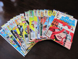 Red Sonja Comic Books1975-1986 (Prices Listed Below