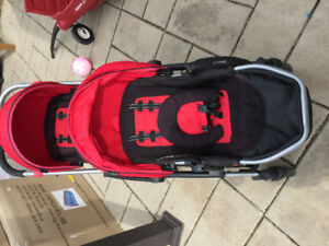 Double stroller good condition