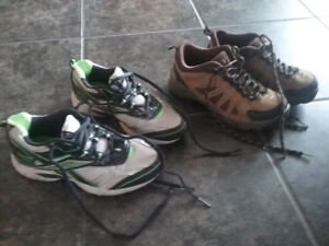 Boys Reebox & Bum Shoes Size 2
