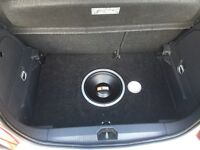 Corsa D Subwoofer - sub installation for Vauxhall Corsa D