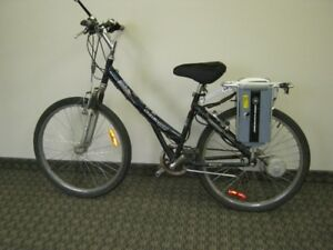 ELECTRIC--BICYCLE