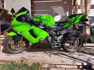 2006 Kawasaki ZX636R...trades?