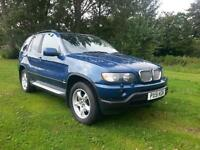 BMW X5 4.4i auto 2002 PX Swap Anything considered