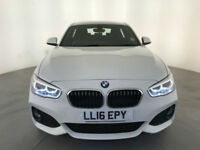 2016 BMW 120D M SPORT DIESEL 1 OWNER SERVICE HISTORY FINANCE PX WELCOME