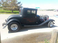 1929 Essex Hot Rod