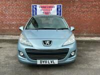 Peugeot 207 1.4 2011 3 door manual. Cheap 1st car clean & tidy low miles call.