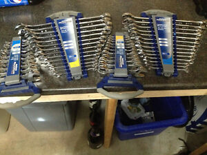 50 Mastercraft Wrenches
