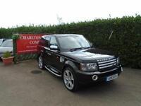 2007 Land Rover Range Rover Sport 4.2 V8 Supercharged HSE 5dr