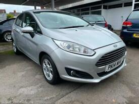 image for 2014 Ford Fiesta 1.6 TDCi Zetec ECOnetic 5dr***£0 ROAD TAX*** HATCHBACK Diesel M