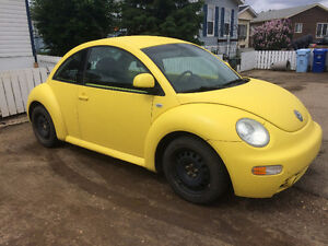 REDUCED for quick sale: 1999 Volkswagen Beetle