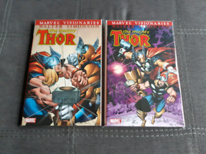 Thor Visionaries #1 & 2  TBP Beta Ray Bill