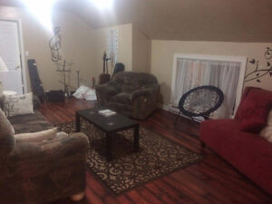 1 Bedroom for rent in 2 bedroom Apartment near Acadia