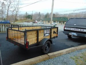 Custom utility trailers for sale
