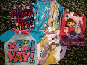 4t pajamas...all 5 items for $8