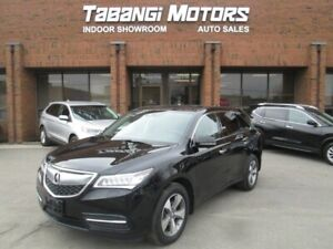 2016 Acura MDX SH-AWD | LEATHER | SUNROOF | DRIVER ASSIST | FCW