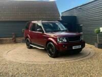 2014 Land Rover Discovery 4 3.0 SD V6 HSE Luxury Auto 4WD (s/s) 5dr SUV Diesel A