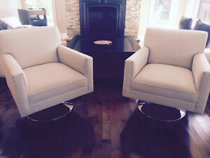 Mitchell Gold + Bob Williams Chairs For sale