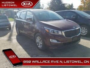 2019 Kia Sedona LX+  - Heated Seats -  Power Tailgate