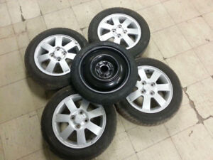 All Season Tires on Mitsubishi Rims 16""