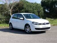 2010 VOLKSWAGEN GOLF 1.6 BLUEMOTION SE TDI 5D DIESEL (ONE FORMER KEEPER | FSH)