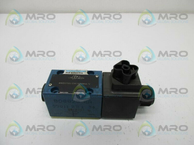 REXROTH RR00009279 DIRECTIONAL VALVE * USED *