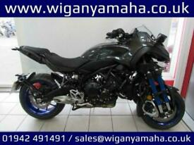 YAMAHA NIKEN, 68 REG 131 MILES, LEANING MULTI WHEEL VEHICLE, 3 WHEEL 850cc...
