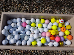 Used Golf Balls.  $5 for 13