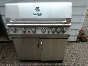 Large Natural Gas BBQ