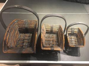 Craft/Display Baskets