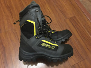 Klim, goretex snowmobile boots