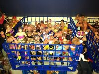WANTED: RUBBER WWF WRESTLERS