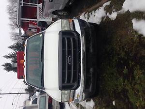 2003 Ford f-550 diesel  Multi lift Other