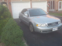 Audi A4 Manual Need Gone For Parking