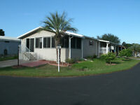 Double Wide Mobile Home in Florida
