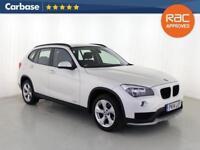 2014 BMW X1 sDrive 20d EfficientDynamics 5dr SUV 5 Seats